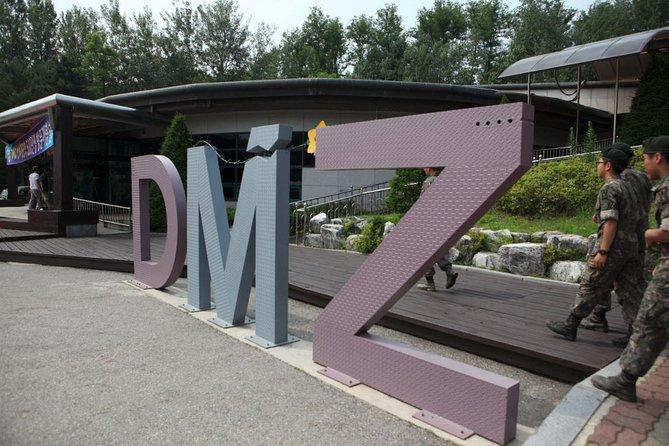 Korean Demilitarized Zone (DMZ) Half-Day Tour from Seoul