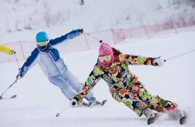 Gangchon Elysian Ski Day Trip from Seoul