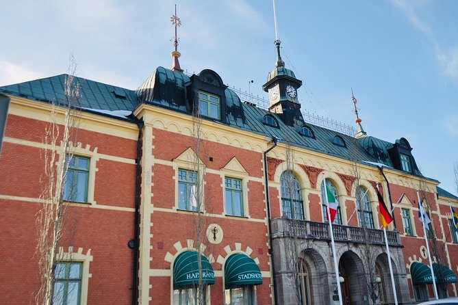 Tour to Swedish and Finnish border cities with shopping