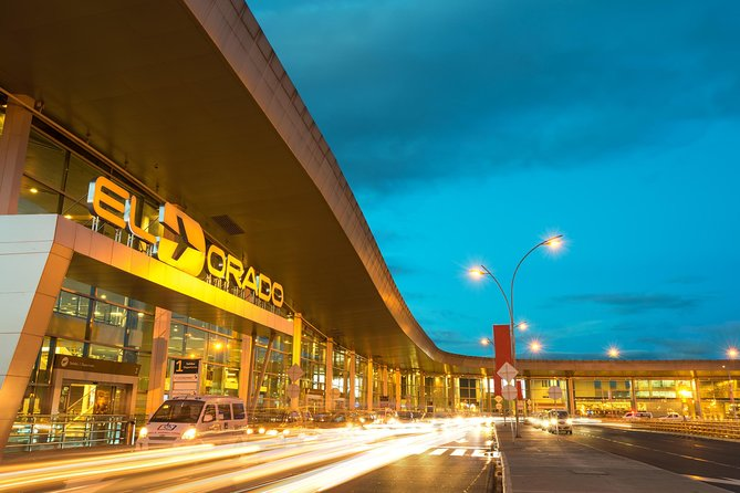 Private Transfer from El Dorado Airport to Bogota Hotels • Keep Safe from Covid
