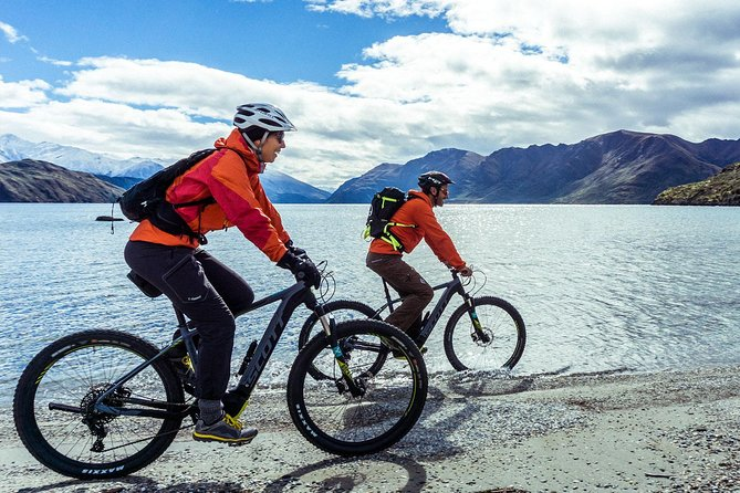 Electric Mountain Bike - Full day hire