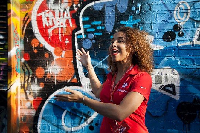 Balade de 2heures et demie dans Londres East End et Shoreditch Street Art