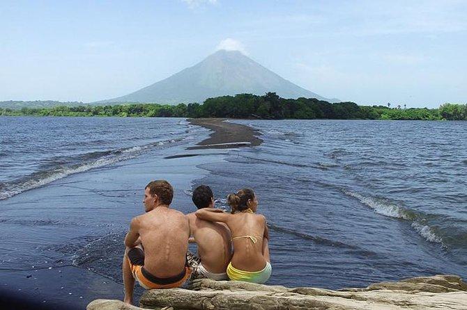 Dagtrip naar het eiland Ometepe vanuit Managua