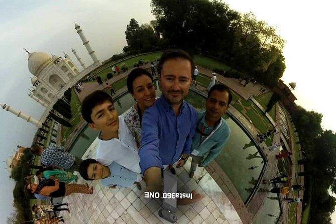 Delhi Agra Taj Mahal at Sunrise Private Day Trip from Delhi