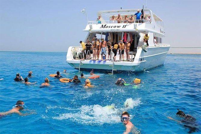 Snorkeling Trip Island Tiran from Sharm