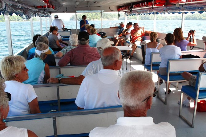 Revel in the scenery on this St Lawrence River cruise