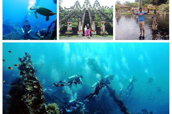 Diving Tulamben & The Charm of Eastern Bali