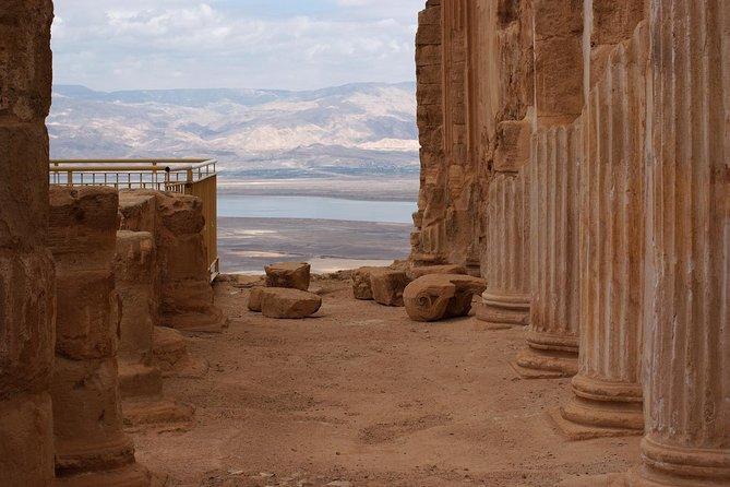 Tour of Masada-Dead Sea and Qumran from Jerusalem