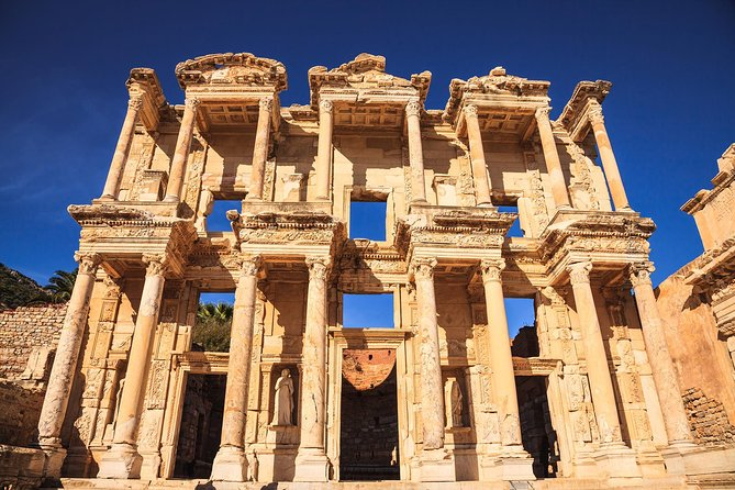 5-Day Adventure through Istanbul, Ephesus and Pamukkale