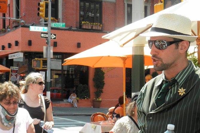 Little Italy and Chinatown Gangsters Walking Tour