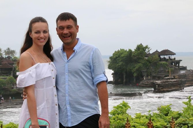 Bali Private Tour Waterfall with Tanah Lot Temple