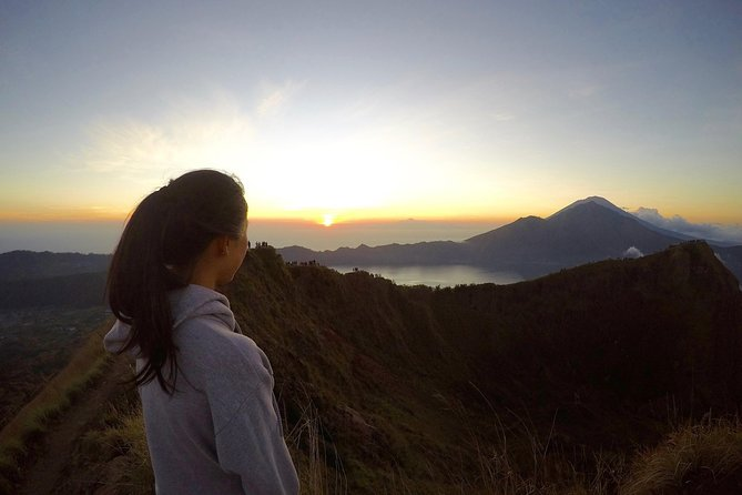 Mount Batur Volcano Sunrise Trek with Natural Hot Springs
