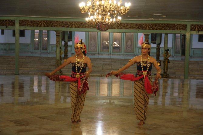 Javanese classical dance