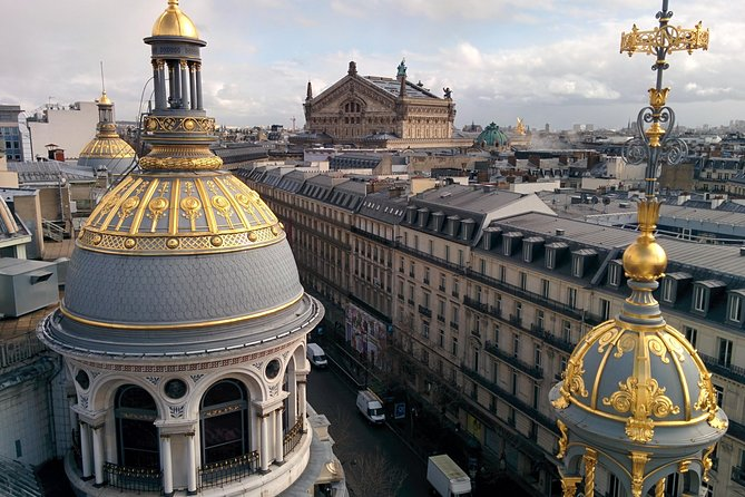 Art Nouveau Walking Tour in Paris