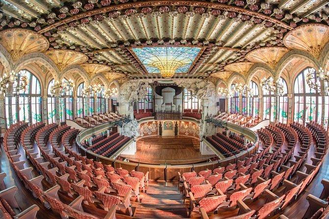 Skip the Line: Barcelona Palau de la Musica Catalana Tour