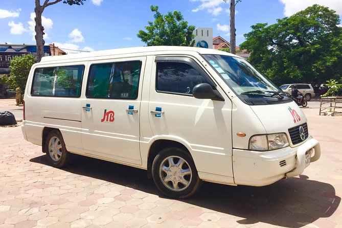 Private Transfer: Hotel to Siem Reap Airport