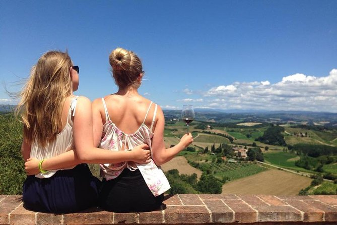 The Best of Tuscany in 4 days for 18 - 39's