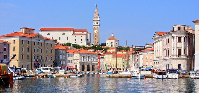 Private Experience: Piran & Scenic Slovenian Coast- 4hrs Shore Trip from Koper