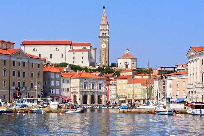 Piran &Scenic Slovenian Coastline: 4hrs Small-Group Shore Experience from Koper