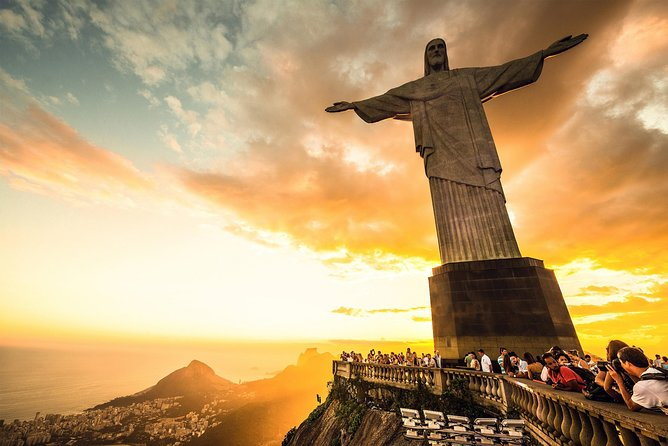 Morning Tour to Christ the Redeemer with Sugar Loaf Upgrade