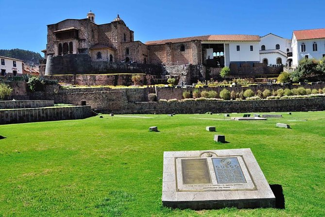 Cusco City og Quenqo Ruins Half-Day Tour