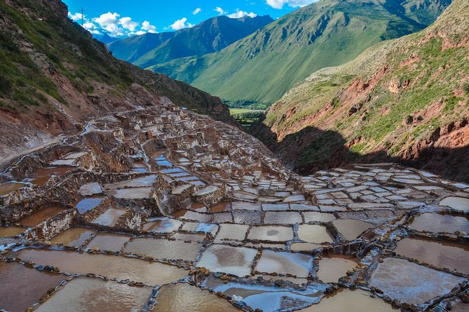 Maras & Moray Complete Tour from Cusco