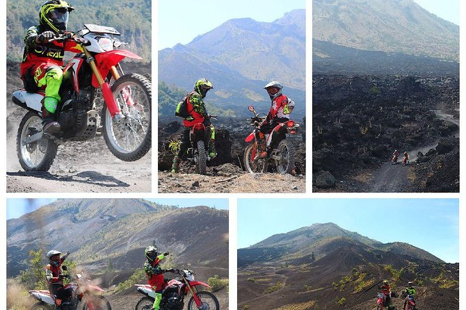 Black Lava Dirt Bike Adventure på Mount Batur