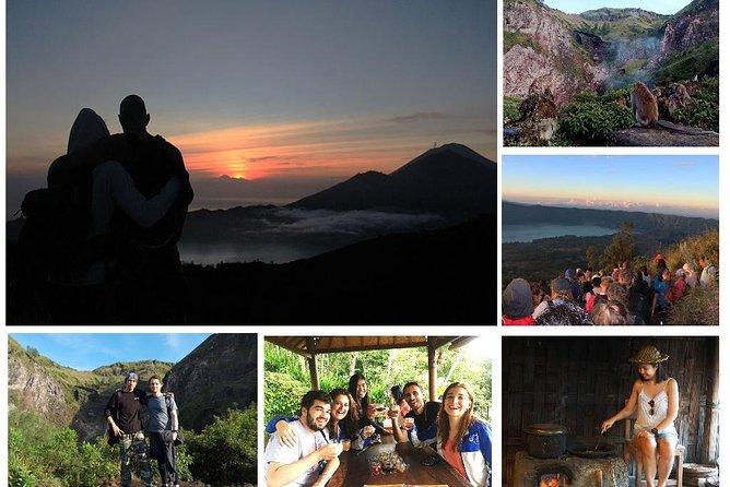 Mount Batur Sunrise Trekking og Coffee Plantation Tour