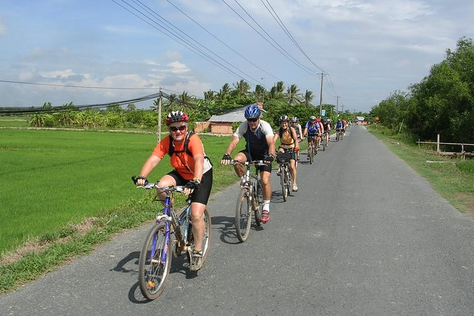 3-Day Mekong Delta Cycling Tour with Homestay Experience from Ho Chi Minh City