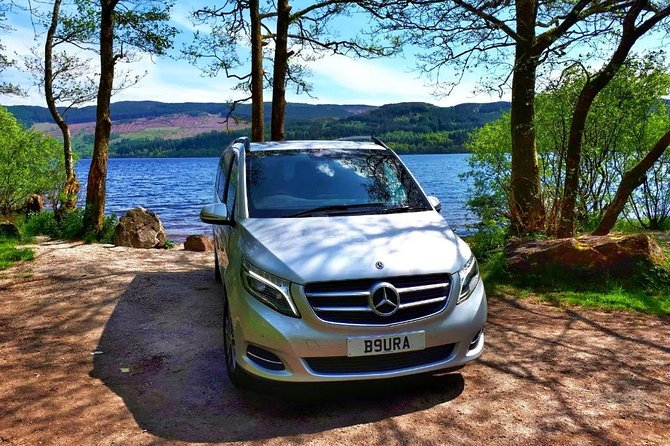 Loch Lomond Luxury Private Tour with Scottish Driver