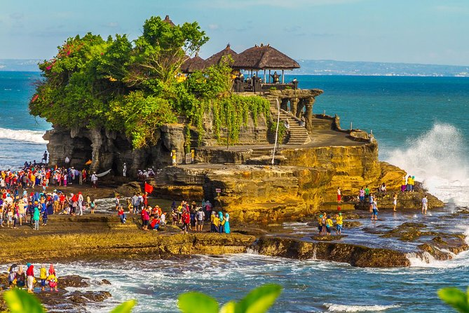 Bali Rafting and Combination Tanahlot Tour
