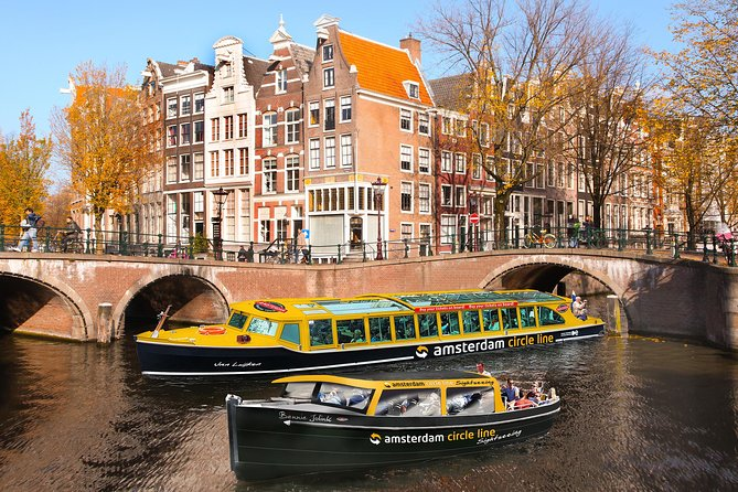 Boat Cruise in Amsterdam