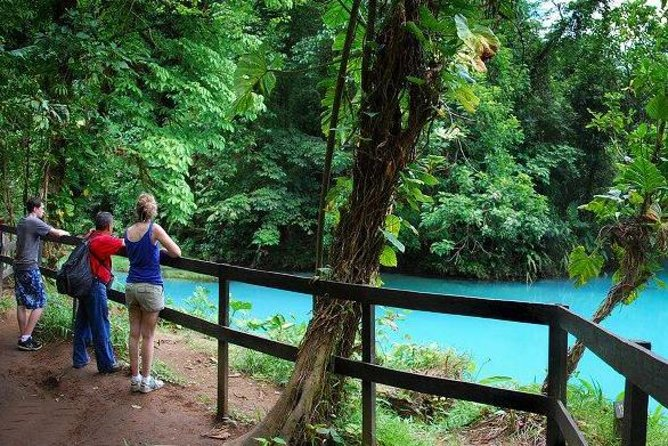 Rio Celeste Waterfall Hike from Arenal