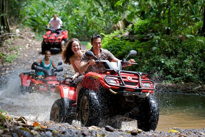 Bali ATV Ride - Best Quad Bike Adventures