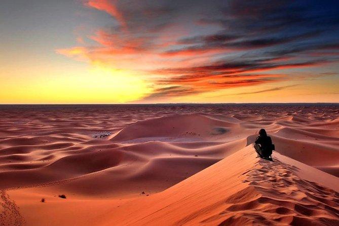 Marrakech to Merzouga 3 Day Desert Safari