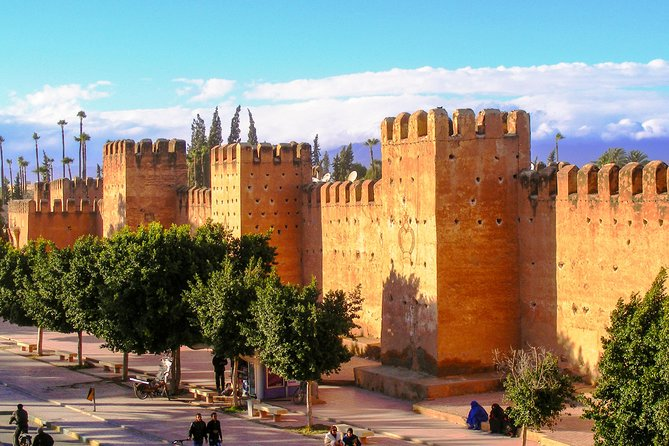Taroudant and Tiout Day Trip From Agadir With Lunch