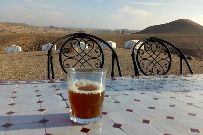 Desert Dinner With Transfers From Marrakech