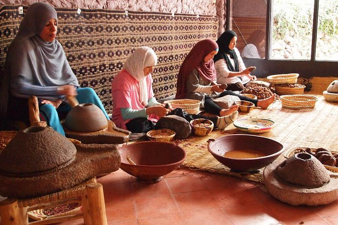 Visit The Famous Argan Oil Factory in Agadir and Learn About The Magic Oil