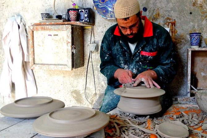 Full-Day Fez Handicraft Tour