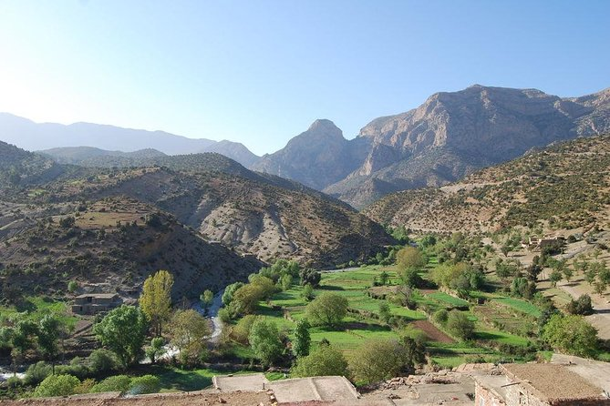 Middle Atlas Day Trip from Fez
