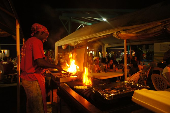 Oistin's Fish Fry and The Barbados Rumshop Tour