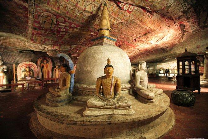Day Excursions to Sigiriya & Dambulla from Negombo