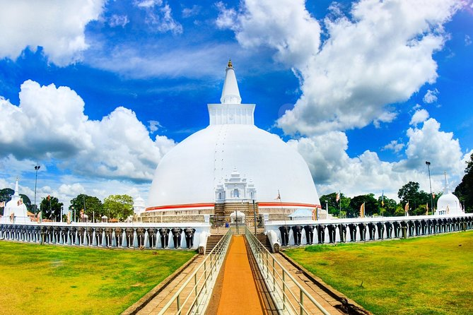 Day Excursions To UNESCO City ANURADHAPURA From Colombo