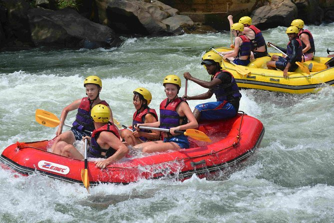 Day Adventure Water Rafting In Kitulgala with Lunch from Colombo
