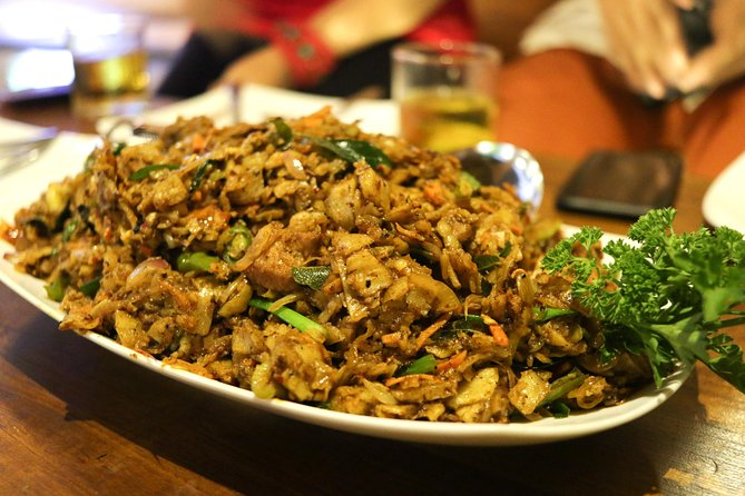 Colombo Night Food Experience Tour