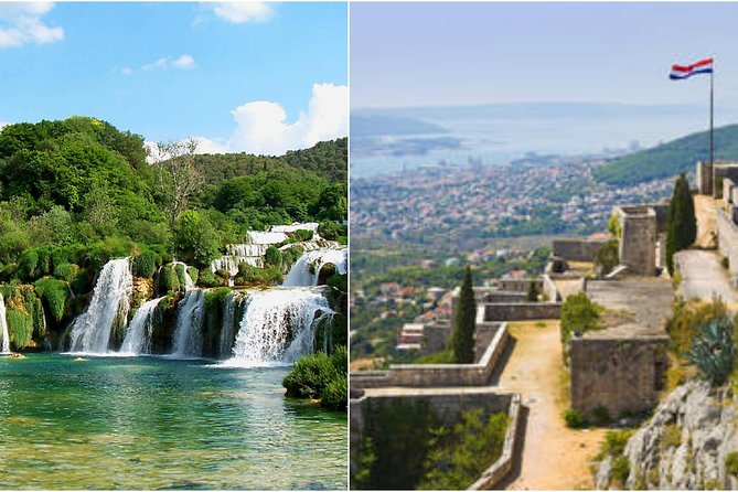 Krka Waterfalls & Klis fortress private tour