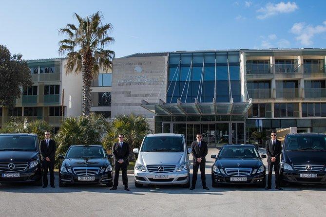 Luxury private transfer: Split to Split airport