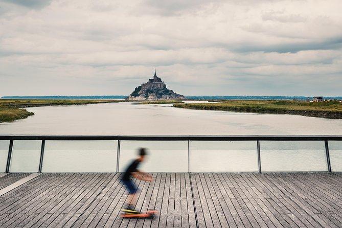 Private Mont Saint-Michel Family Walking Tour