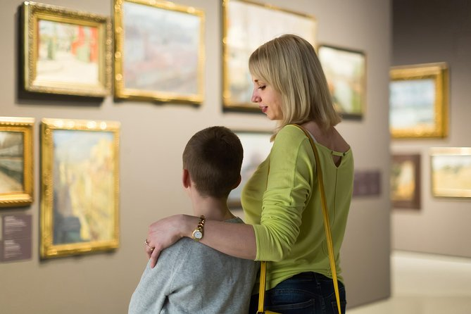 The Orsay Museum: Guided Visit for Families with Children