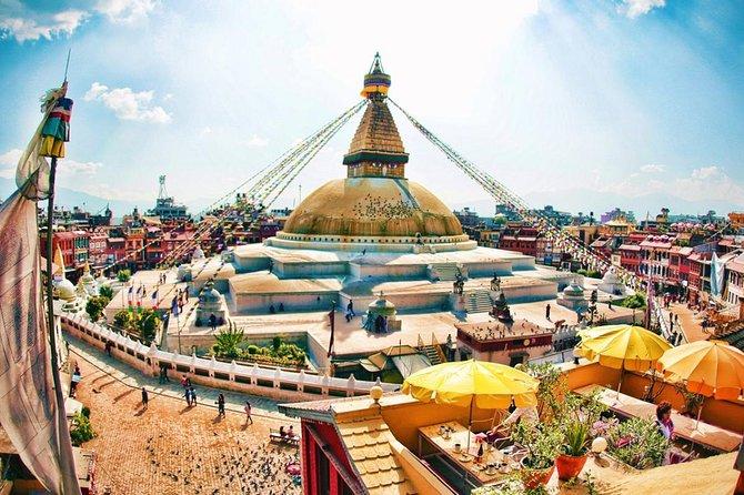 4-Days Kathmandu with Nagarkot Private Tour